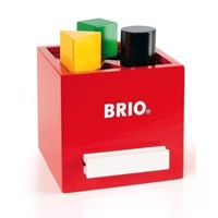 BRIO  Sorting Box, Red