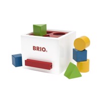 BRIO  Sorting Box, White 30250