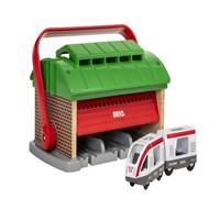 BRIO - Train Garage with Handle