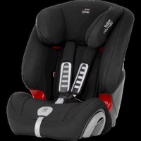 Britax Rmer  Evolva 123 Plus Car Seat 9-36kg  Cosmos Black