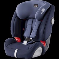 Britax Römer  Evolva 123 SL SICT Car Seat (9-36 kg) - Moonlight Blue