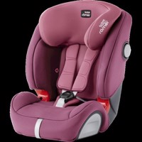 Britax Rmer  Evolva 123 SL SICT Car Seat 9-36kg  Wine Rose