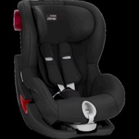 Britax Römer  King II Black Series Car Seat (9-18 kg) - Cosmos Black