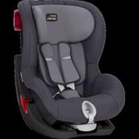 Britax Römer  King II Black Series Car Seat (9-18kg) - Storm Grey