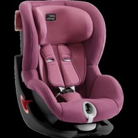 Britax Römer  King II Black Series Car Seat (9-18kg) - Wine Rose