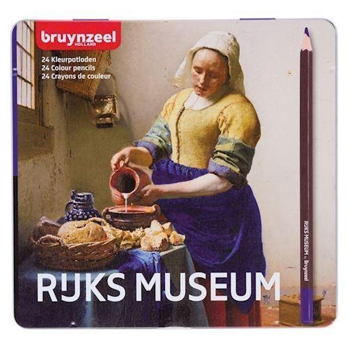 Bruynzeel Rijksmuseum Colored pencils, 24st