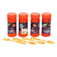 Bubble blower space travel 4 x 50 ml