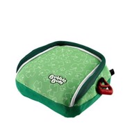 BubbleBum  Inflatable Childs Safety Booster Seat  Green