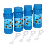 Bubbles Pirate, 4pcs
