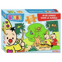 Bumba Puzzle In The Jungle 20Pcs
