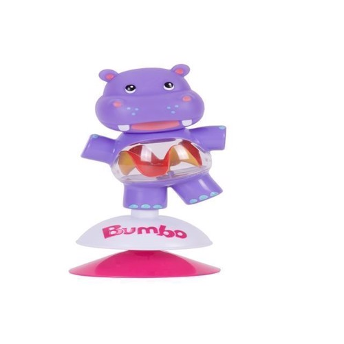 Bumbo - Suction Toy - Hildi the Hippo
