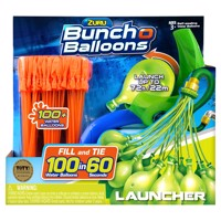 Bunch O Balloons  Balloons with Launcher  Orange