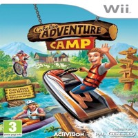 Cabelas Adventure Camp - Wii