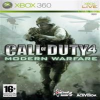 Call of Duty 4 Modern Warfare Nordic Classic - Xbox