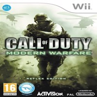 Call of Duty 4 Modern Warfare Reflex - Wii