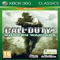 Call of Duty 4 Modern Warfare UK Classics - Xbox