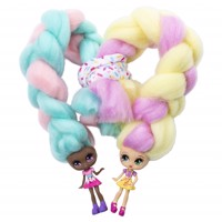Candy locks bff scented dolls 2 pack donna nut and jilly jelly
