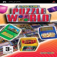 Capcom Puzzle World - PS Portable