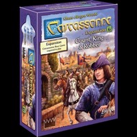 Carcassonne  Count, King and Robber UK