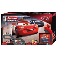 Carrera First Race Track  Cars