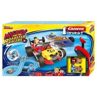 Carrera First Race Track  Mickey and the Roadster Racers