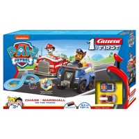 Carrera First Racetrack Paw Patrol On The Track