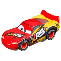 Carrera gorace car lightning mcqueen mud racer