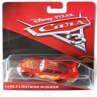 Cars 3 - Die Cast - Lightning McQueen (DXV32)