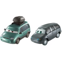Cars 3 - Die Cast 2-Pack - Minny & Van