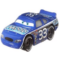 Cars 3 diecast dud throttleman