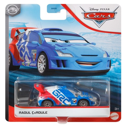 Cars 3 - Die Cast - Raoul Caroule (GKB59)