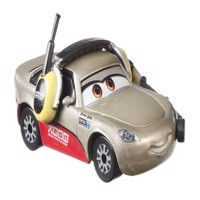 Cars 3 diecast shannon spokes