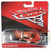 Cars 3  Die Cast  Tim Treadless DXV41