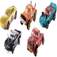 Cars Diecast 5 Pack