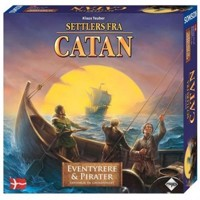 Catan - Explorers and Pirates (DK-NO)