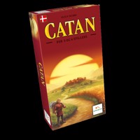 Catan - 5-6 Player Expansion (DK-NO) (LPFI429)