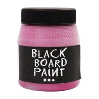 Chalkboard paint  Pink, 250ml