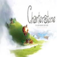 Charterstone  Boardgame English (STM700)