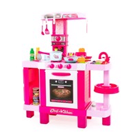 Children's kitchen Pink with Light and Sound