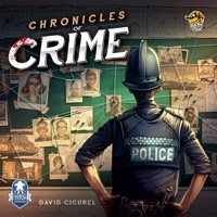 Chronicles of crime boardgame english
