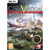 Civilization V5 Game Of The Year Edition Pc