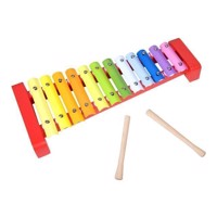 Classic World Wooden Xylophone Star, 3dlg