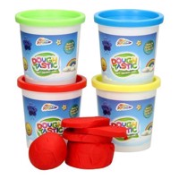 Clay set, 4 pcs