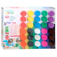 Clay set, 71 pcs.
