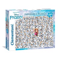 Clementoni Impossible Puzzle Disney Frozen, 1000st