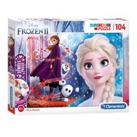 Clementoni Jewels Puzzle Disney Frozen 2 104Pcs