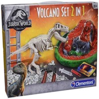 Clementoni - Jurassic World 2-in-1 Set