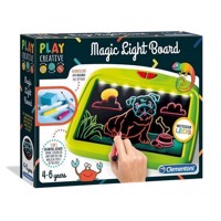 Clementoni Magic Drawing Board with Light