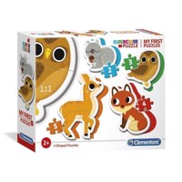 Clementoni My First Puzzles  Forest animals