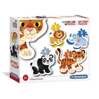 Clementoni My First Puzzles  Wild Animals